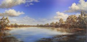 Lake Houdraman, Quilpie